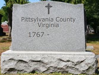 Pittsylvania County Virginia