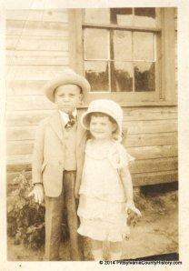 Elmer & Maggie Quisenberry