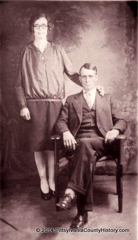 Joseph & Palmetta Quisenberry