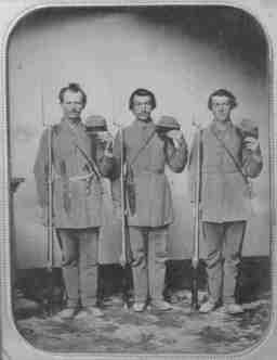 George, Pleasant, & Plyant Mahan, 38th Va Inf'y