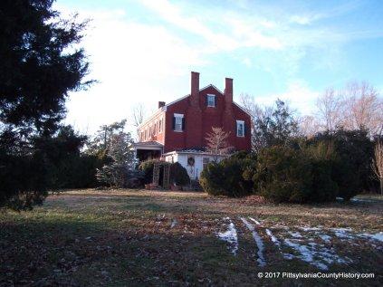 Belle Grove house
