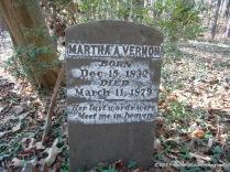 Vernon, Martha A